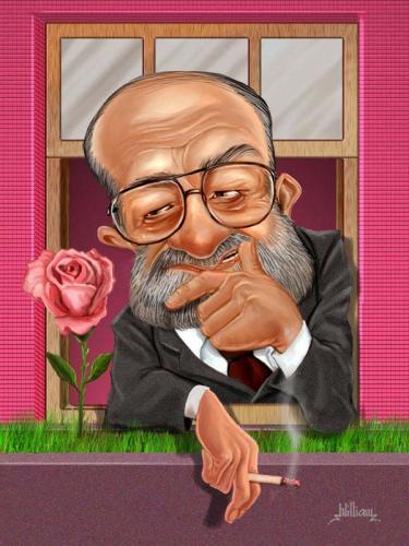 en nombre de la rosa umberto eco: