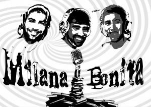 De izquierda a derecha: Ignacio Pillonetto, Víctor Gutiérrez y Eduardo Martín (ilustración de Matías Noel)