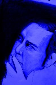 Retrato de Pepe Colubi, Matías Noel