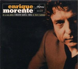 Enrique Morente - En la casa museo de FGL (frontal)