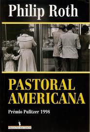 Portada de la novela 'Pastoral Americana'