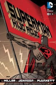 Portada de la última edición de 'Superman: Hijo Rojo' (ECC, 2013) // 25,50 euros
