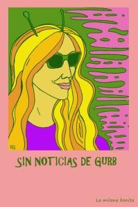 """""""Gurb"""", según Francisca Aleñar"""