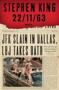 Portada de '22/11/63', de Stephen King