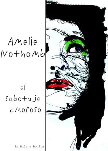Amélie Nothomb según Matías Noel