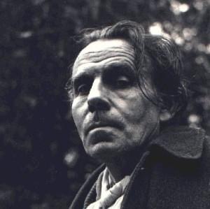 El escritor Louis-Ferdinand Céline