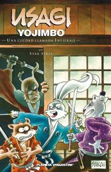 Usagi Yojimbo 27: Una ciudad llamada infierno