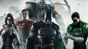 Imagen promocional del videojuego 'Injustice Gods Among Us'