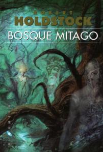 Portada de 'Bosque Mitago' publicado por Gigamesh