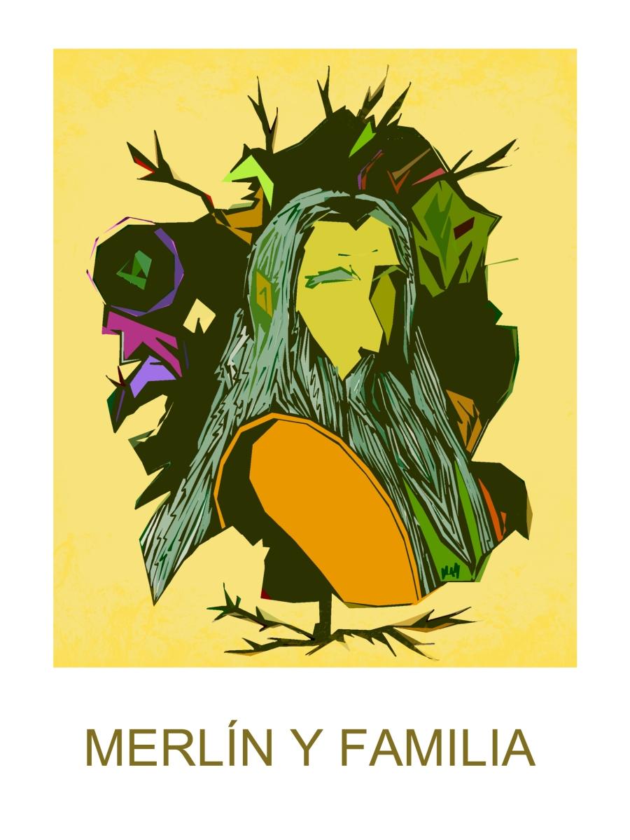 Merlín y Familia, de Álvaro Cunqueiro