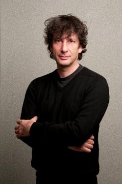 El escritor y guionista británico Neil Gaiman