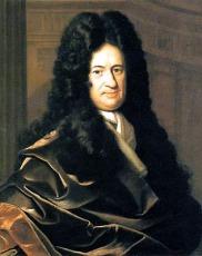 El ilustrado alemán Gottfried Wilhelm von Leibniz