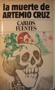 Portada de La muerte de Artemio Cruz