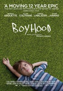 Cartel de 'Boyhood'