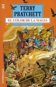 'El color de la magia', primera novela de la saga Mundodisco