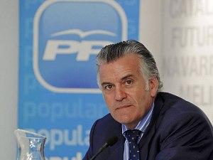 Luis Bárcenas, extesorero del PP y quien inspira el principal antagonista de 'El Tesorero'. Foto de: Bernardo Díaz