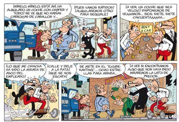 Viñetas de 'El Tesorero'