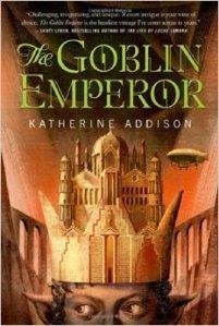 Portada de 'The Goblin Emperor', de Katherine Addison