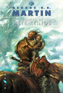 Portada de Ediciones Gigamesh de 'El caballero de los siete reinos'