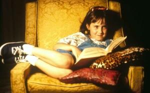 Fotgrama de la película 'Matilda'