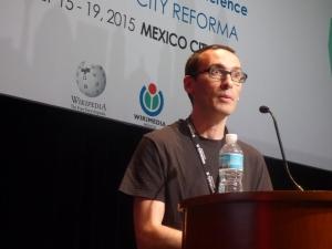 César_Rendueles_durante_su_conferencia_en_Wikimanía_2015_06