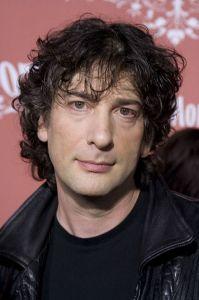 Neil Gaiman en la Wikipedia