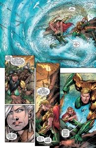 La espectacular Mera, compañera poderosa de Aquaman