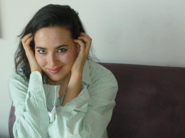 Marina Perezagua. Fuente: Libros del Lince
