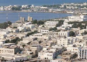 Yibuti, capital. Fuente: Wikipedia
