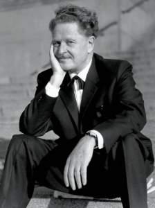 El poeta turco Nazim Hikmet