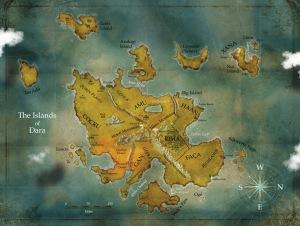 Las islas de Dara