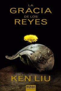 Portada de la edición en español de 'La Gracia de los Reyes' (Runas, 2016)