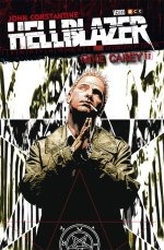 "La tapa de ""Hellblazer"", de Mike Carey"