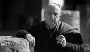 El escritor Rafael Chirbes