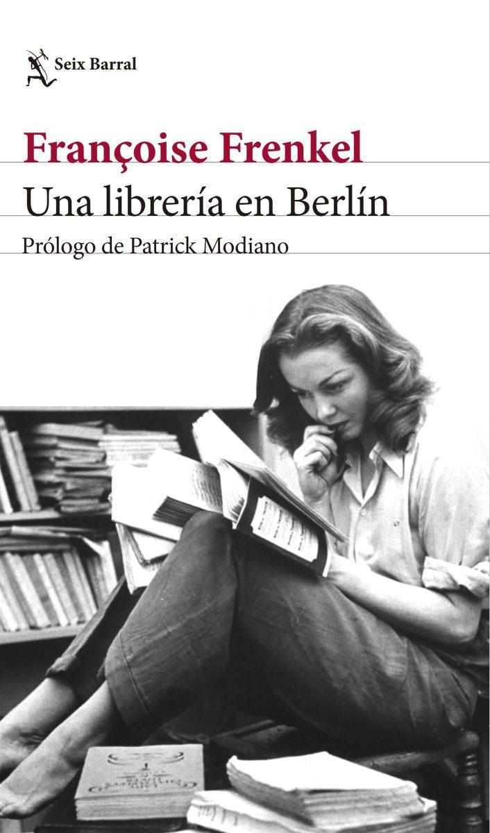 Radiografía de una huida: reseña de 'Una librería en Berlín', de Françoise Frenkel