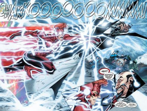 Titanes - El regreso de Wally West (14)