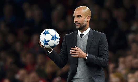 Pep Guardiola will join Manchester City from Bayern Munich ahead of the 2016/17 season