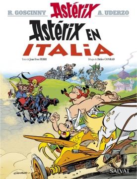 Portada asterix